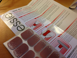 essie instructions